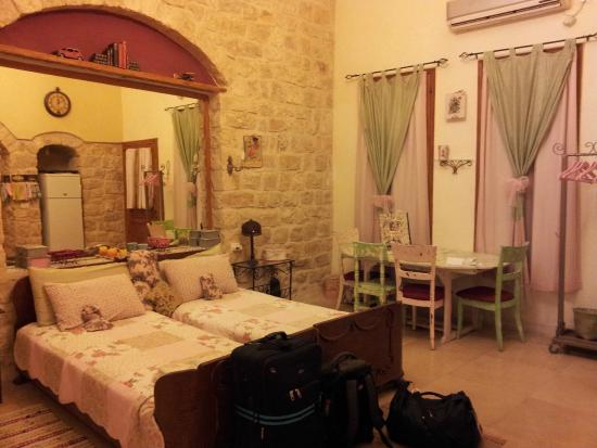 Beit Yosef Bed & Breakfast: One of our two rooms