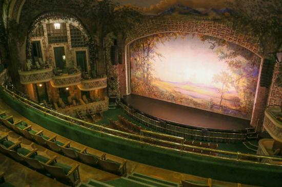 Winter Garden Theatre Upper Level Picture Of The Elgin Winter Garden Theatre Centre