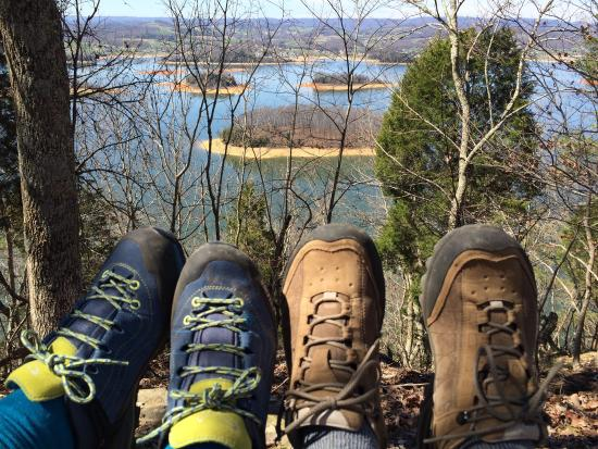 Panther Creek State Park: Overlook Trail
