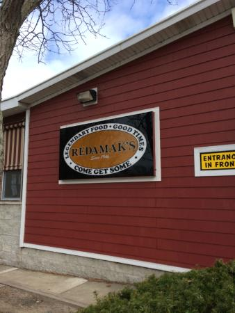 New Buffalo, MI: Redamak's Tavern