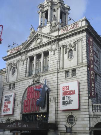 Victoria Palace Theatre: Victoria Palace