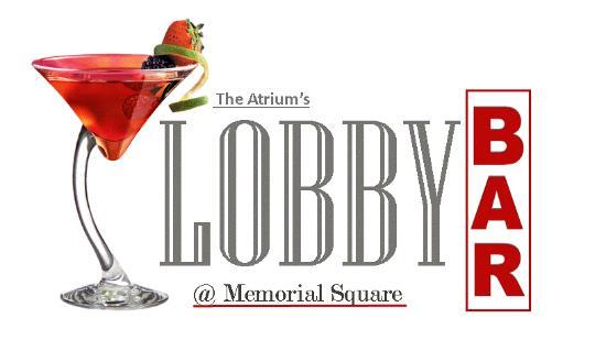 Atrium's Lobby Bar