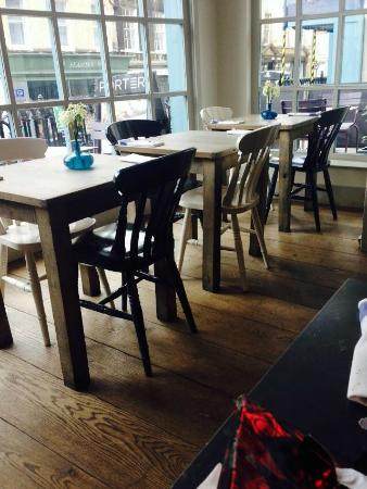 Atmosphere - Picture of Clayton\'s Kitchen, Bath - TripAdvisor
