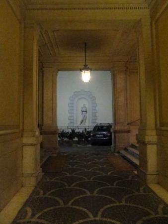 Hotel Seiler: atrio ingresso di 2 hotel