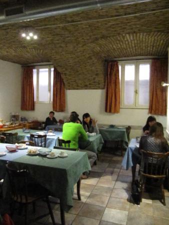 Hotel Seiler: sala colazioni a buffet