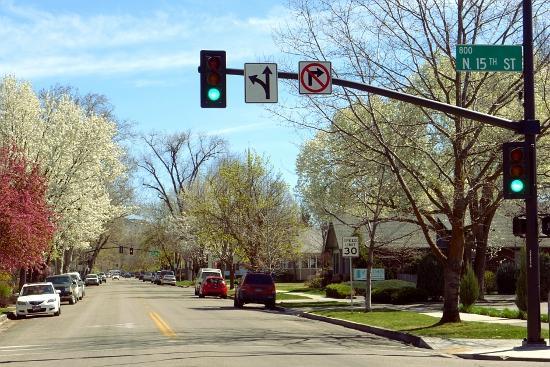 Hays Street North End Boise