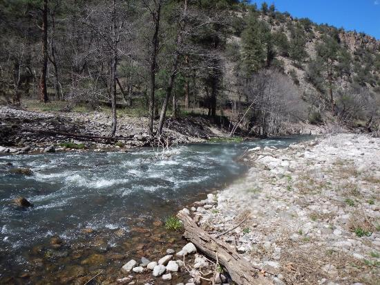 Mimbres, Nuevo Mexico: Gila River