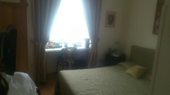 Residenza le 6A: Double bedroom