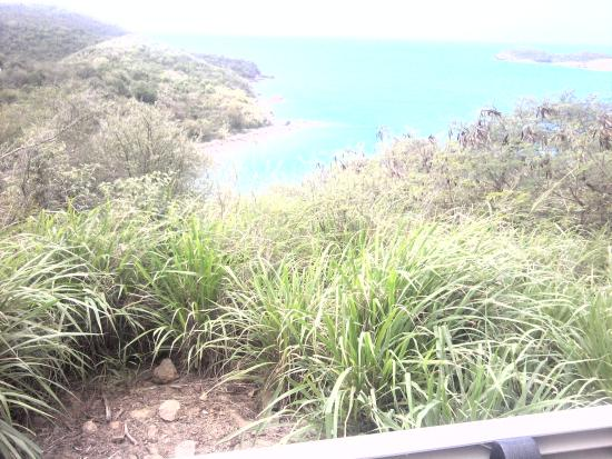 Historic Hassel Island Kayak, Hike & Snorkel: View from the Hike on Hassel Island
