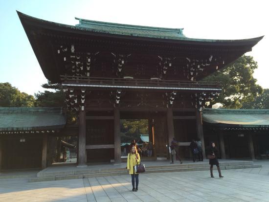 明治神宫 - Picture of Meiji Jingu Shrine, Shibuya - TripAdvisor