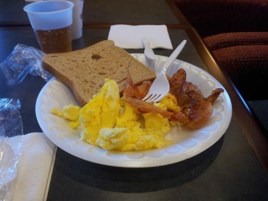 Comfort Inn Ballston: Café da manhã