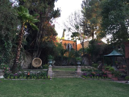 Casa del Parque Bed & Breakfast
