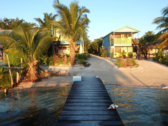 Colinda Cabanas: looking back on the cabanas