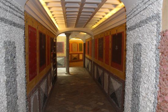 Las Casas de la Juderia: Tunnel