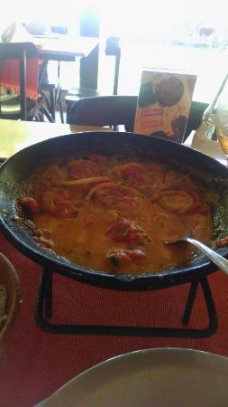 Santa Villa Restaurante: Moqueca de camarão