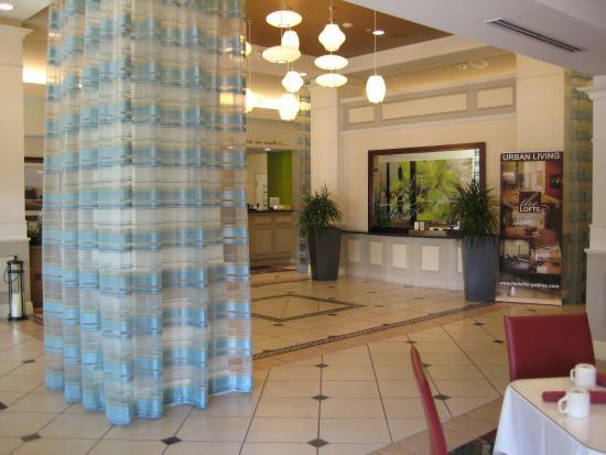 Hilton Garden Inn Yakima: Lobby Idea