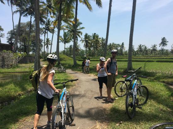 Ubud Unique Tour-Bintang Cycling Tour