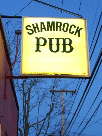 The Shamrock Pub
