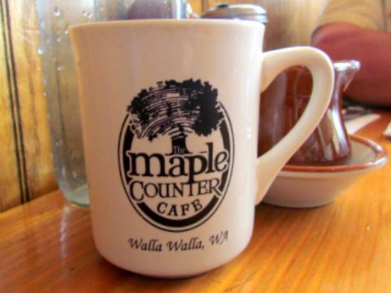The Maple Counter Cafe: Coffee at the Maple Counter