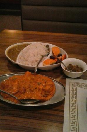 Seva Cuisine of India: Vegetable masala
