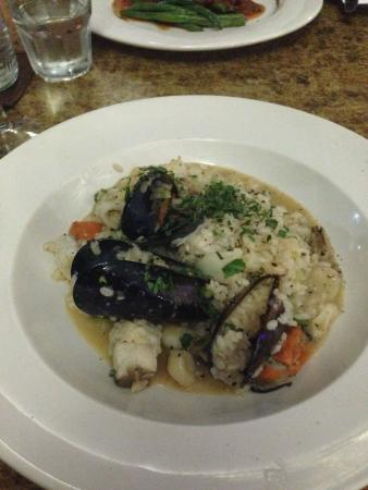 Fratelli on Trinity : Risotto