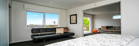 Kohimarama, New Zealand: Seaview Apartment