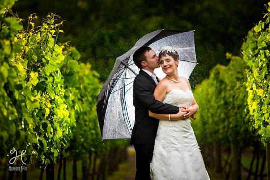 West Melton, Nueva Zelanda: Wedding photography in the vineyard