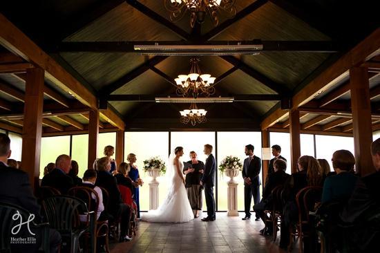 West Melton, Nueva Zelanda: Wedding celebration in the Pavilion
