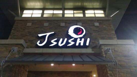 J Sushi Japanese Restaurant