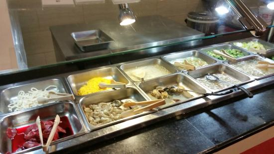 Wild Rice Buffet Picture