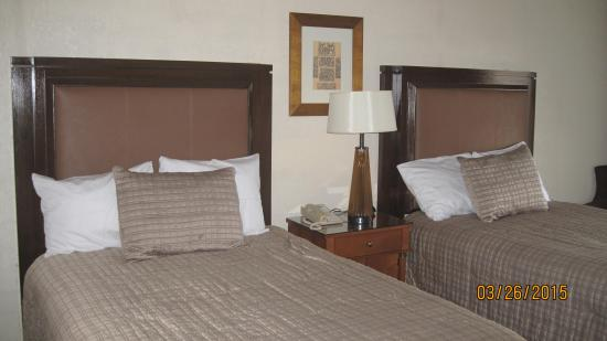Days Inn Dayton North: Deluxe Double Bed Room