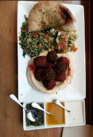 Taim Falafel & Smoothie Bar
