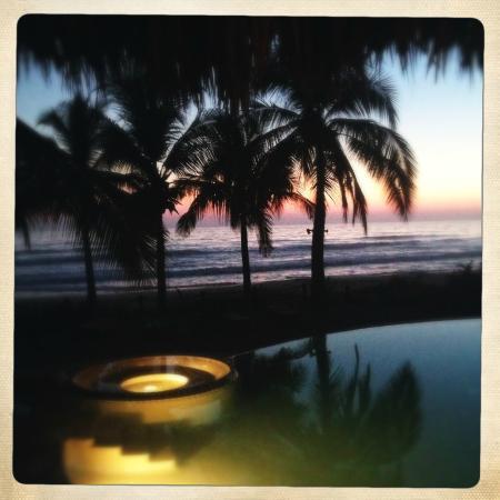 Casa Viva Troncones: Casa Viva Sunset