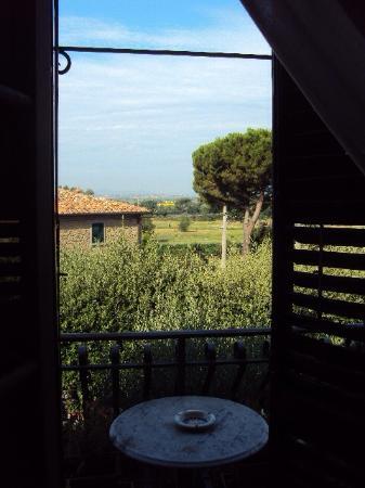Il Sole del Sodo: View from our balcony