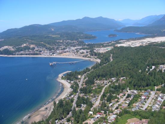Sechelt, Canada: FLY Air Taxi/Flight School/Scenics
