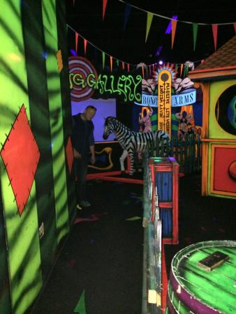 Circus Golf : Welcome to the circus!