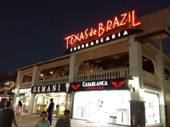Texas de Brazil- Brazilian Steakhouse is carving a new experience in dining! The concept combines the cuisine of Southern Brazil with the spirit of Texas, for a dining experience unmatched anywhere else.
