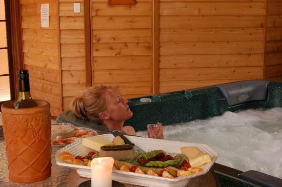 Boranup Forest Retreat: Lodge Spa &Sauna