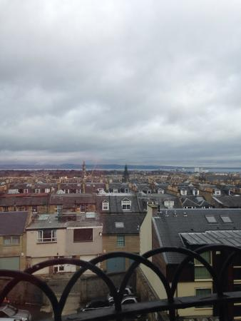 York Place Apartments by Destination Edinburgh: View from apartment 2