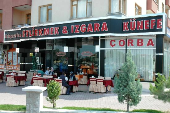 Kilicarslan Etli Ekmek Kebab Kunefe Sarayi