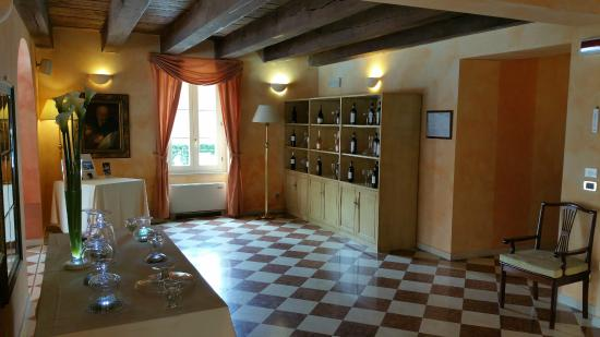Hotel Roma Imperiale: Sala ristorante
