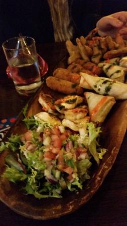 Alimo Restaurant: Starter