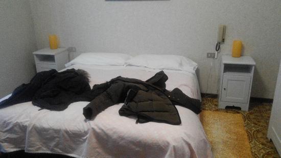 Hotel Del Pesce: Letto
