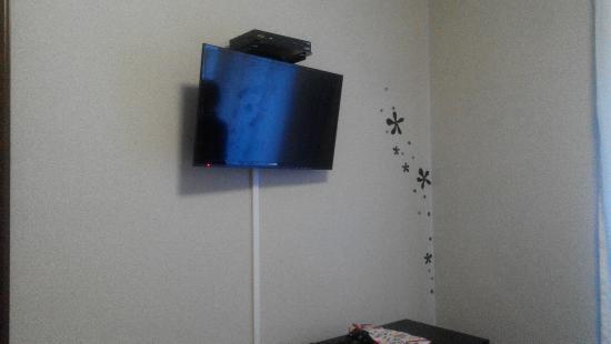 Hotel Del Pesce: Tv