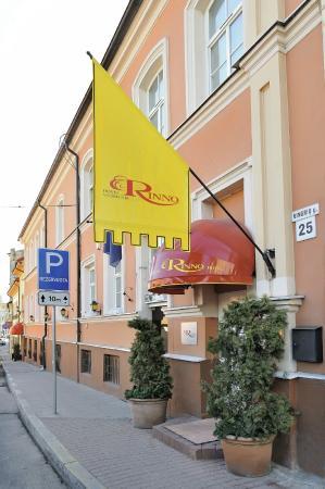 Hotel Rinno: Exterior
