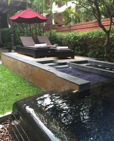 The Barai Suites: Pool Villa