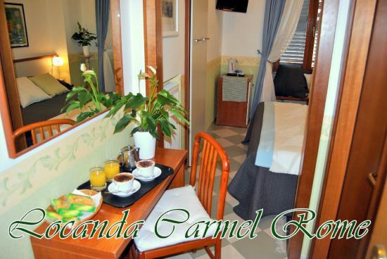 Locanda Carmel : Room details