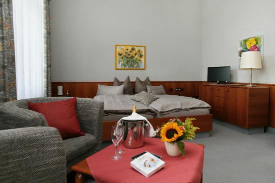 Badhotel Bad Brückenau: Doppelzimmer
