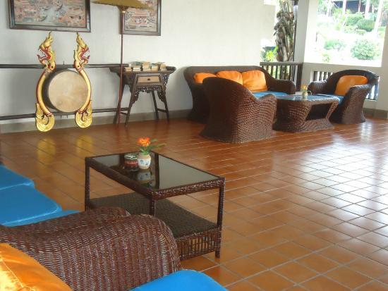 NovaSamui Resort Koh Samui: Living Area