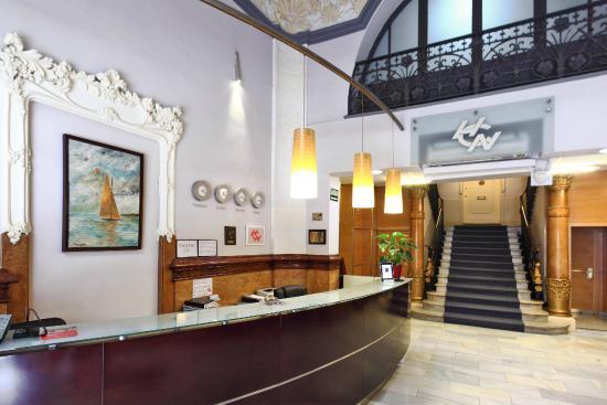 Buon soggiorno a Barcellona - Recensioni su Hotel Cuatro Naciones ...